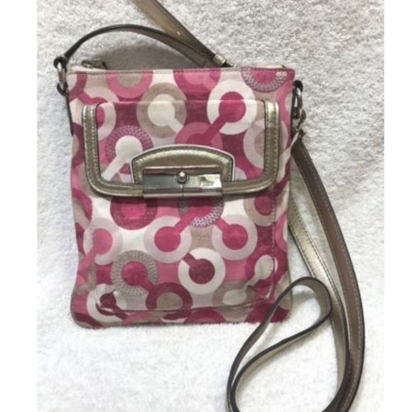 Coach Handbags - COACH Madison Crossbody Bag w/ few sequin
